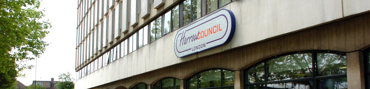 harrow council offices